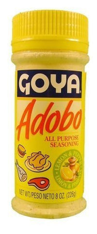 Goya Adobo All Purpose Seasoning with Lemon - 8 oz