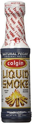 Colgin All Natural Pecan Liquid Smoke - 4 oz