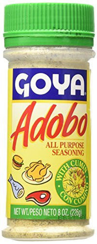 Goya Adobo All Purpose Seasoning with Cumin - 8 oz