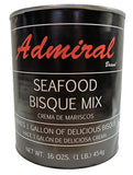 Admiral Brand Seaford Bisque Mix - 16 oz can