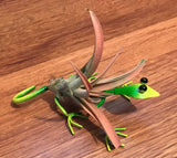 Tilla Critters Gordon Gekko One of a Kind Airplant Creations by Chili Fiesta Handiworks