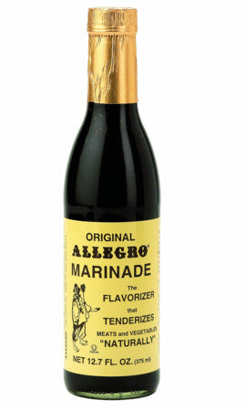 Allegro Original Marinade the Flavorizer that Tenderizes - 12.7 oz