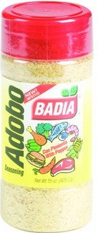 Badia Adobo Seasoning with Pepper - 16 oz