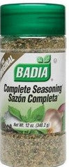 Badia The Original Complete Seasoning Sazon Complete - 12 oz