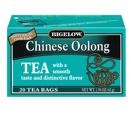 Bigelow Chinese Oolong Tea - 20 Teabags