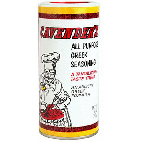 Cavender's All Purpose Greek Seasoning - 8 oz