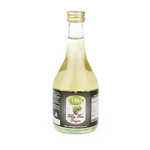 Cori by Pietro Coricelli White Wine Vinegar - 17 oz