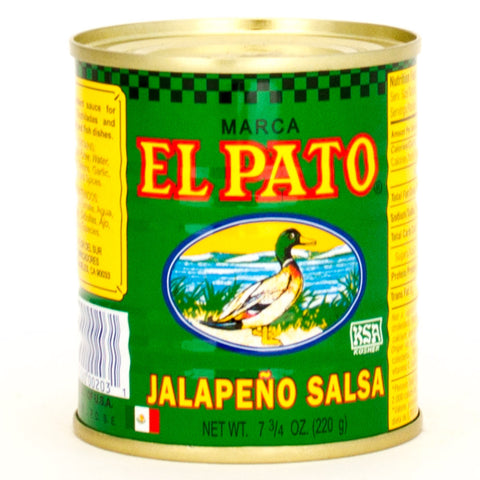 El Pato the Original Jalapeno Salsa - 7.75 oz