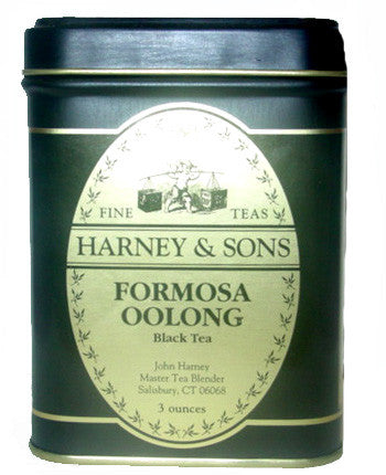 Harney & Sons Fine Teas Formosa Oolong Loose Tea Tin - 3 oz