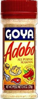 Goya Adobo All Purpose Seasoning with Hot Chile Pepper - 8 oz