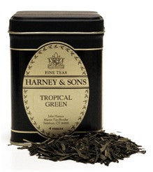 Harney & Sons Fine Teas Tropical Green Loose Tea Tin - 4 oz