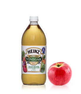 Heinz All Natural Apple Cider Vinegar - 16 oz Glass Bottle