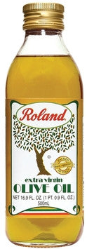 Roland Extra Virgin Olive Oil from Italy - 16.9 oz