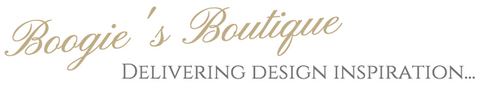 Boogie's Boutique, Delivering design inspiration...