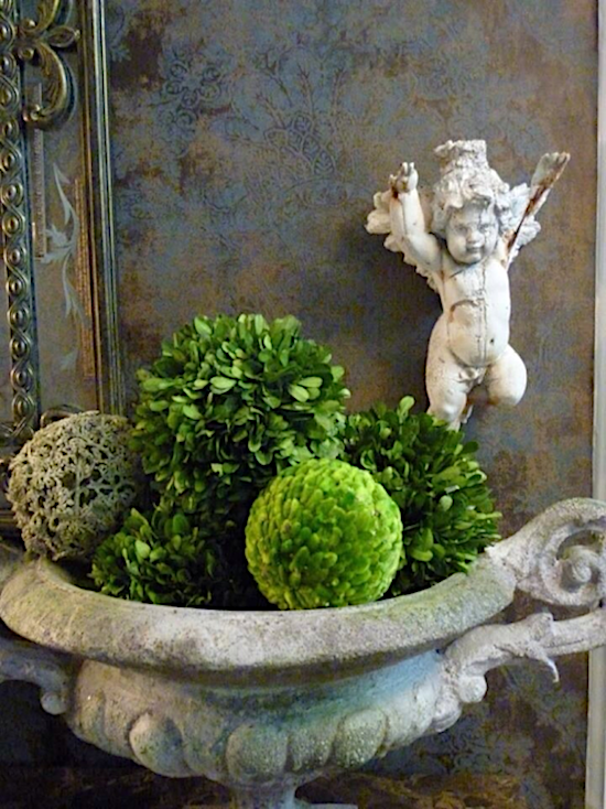 Beautiful Topiaries, Wreaths and Plants