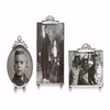 Alex Brass Picture Frames (Set of 3)