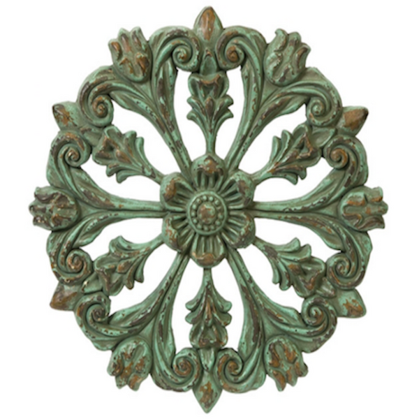 Architectural Wall Art Medallion