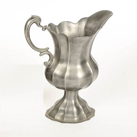 Small Pewter Pitcher - Vase