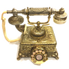 Vintage Ornate French Victorian Rotary Telephone