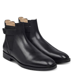 MT Chelsea Boot Strap Leather