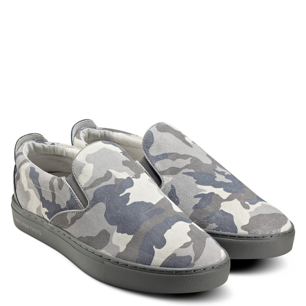 MT Skate Slip On Camo