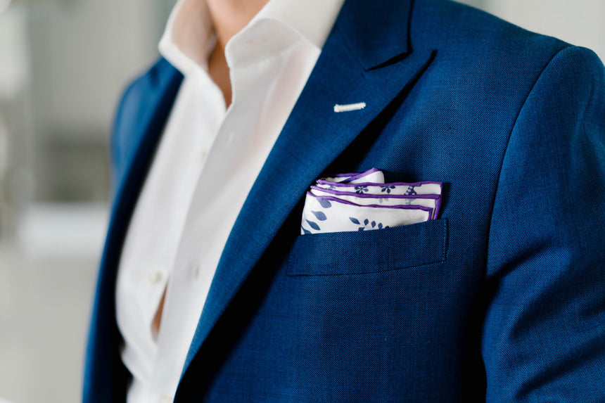 Silk Pocket Squares