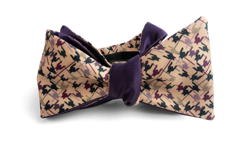 Falling Reversible Bow Tie