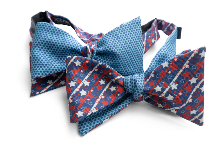 Stateside Bow Tie Set