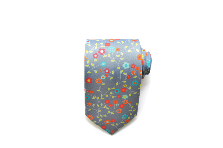 Hawaiian Silk Neck Tie