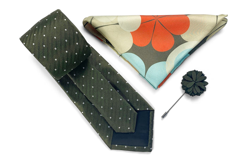 Canmore Tie Set