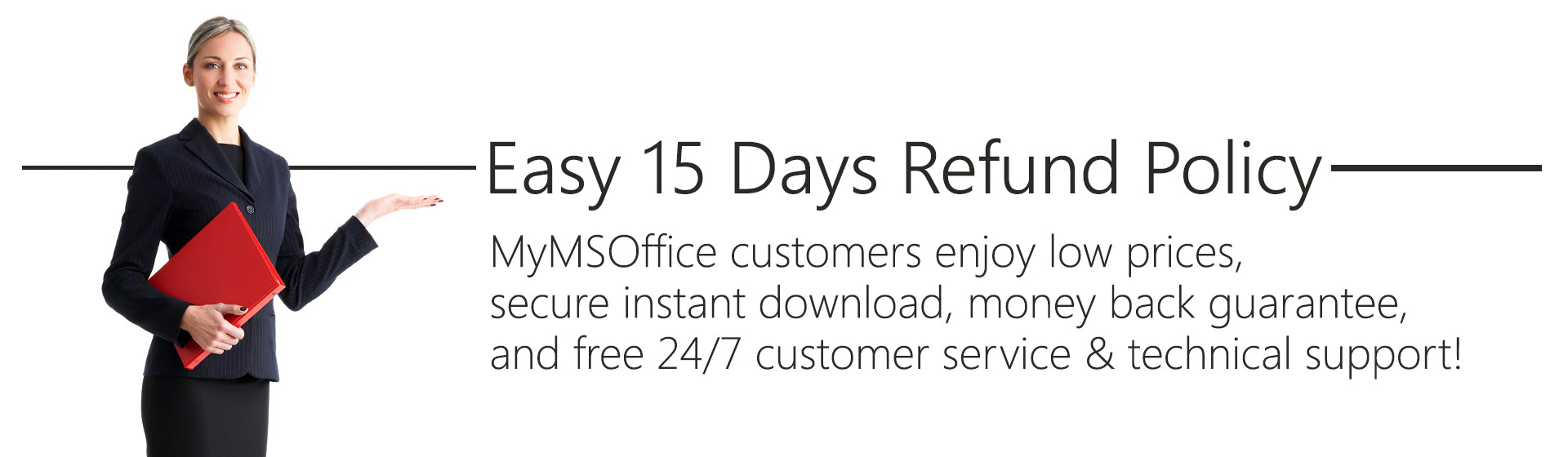 easy refund policy