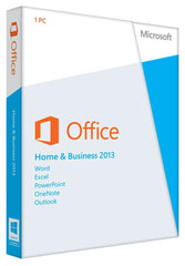 Microsoft Office Home and Business 2013 for Windows PC