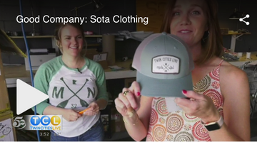 Twin Cities Live - Good Company - sota clothing