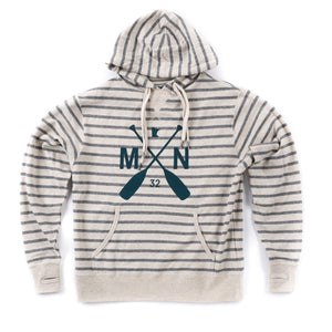 Afton Striped Sweatshirt