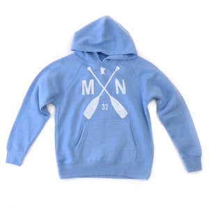 Long Lake Youth Hoodie