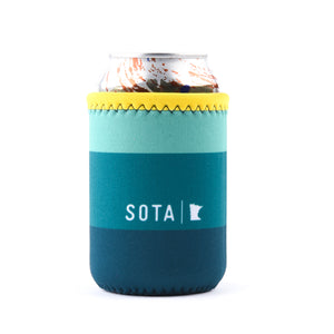 Sandy Beach Can Cooler