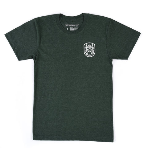 Fort Ridgely men's T-shirt