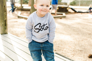 Powderhorn Toddler Crewneck