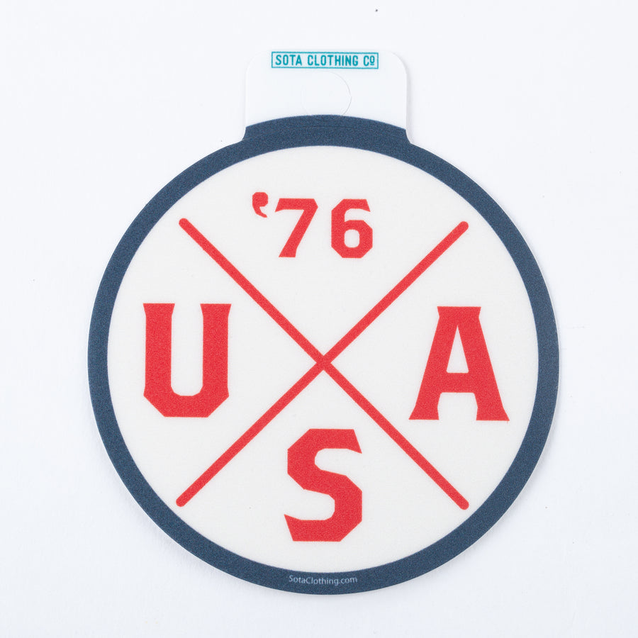 Liberty USA Sticker