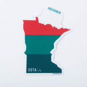 Sota State Ombre Sticker