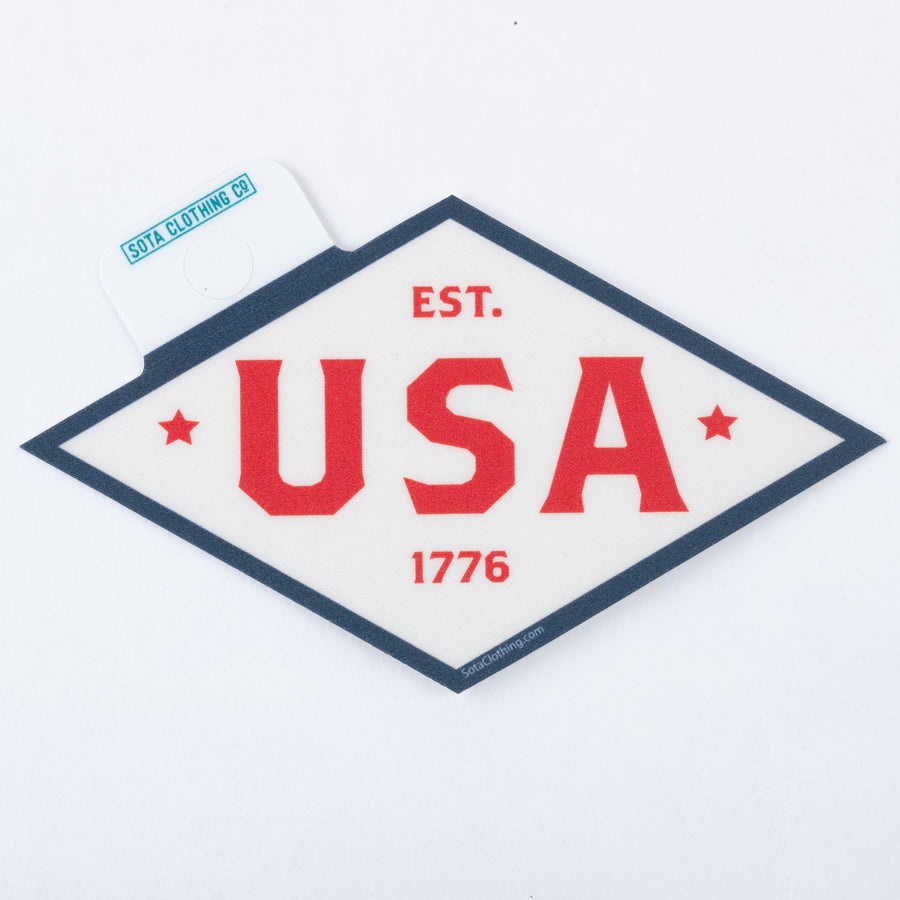 Patriot USA Sticker