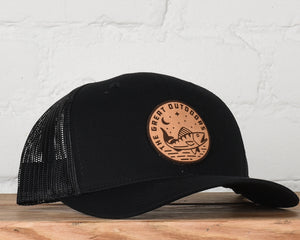 Great Outdoors - Fishing Snapback