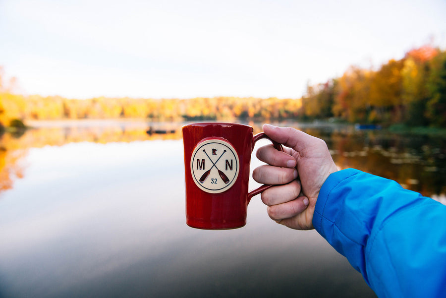MN Paddle Coffee Mug