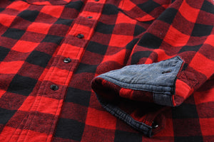 Women's Flannel Button Up