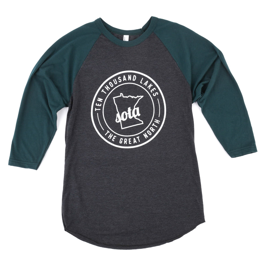 Rock Ridge Raglan