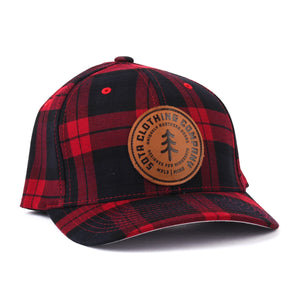 Lumberjack Fitted Cap