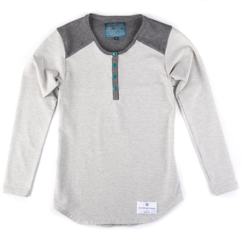 Women's Superior Goods Henley