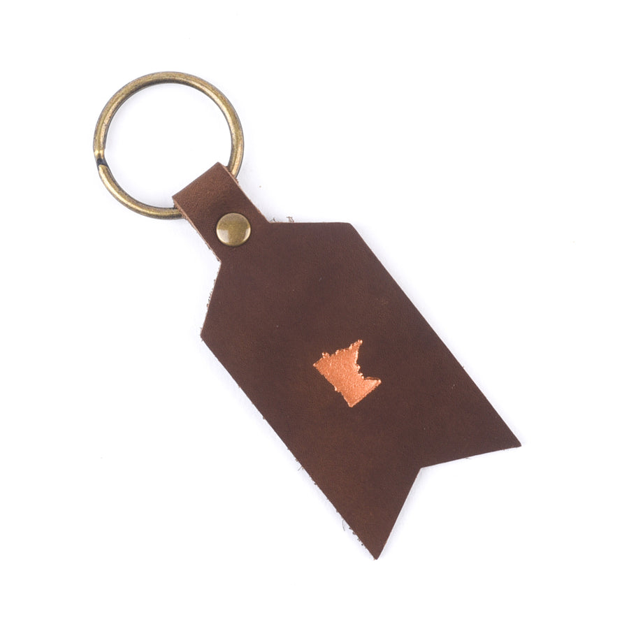 Ribbon Key Fob - FINAL SALE