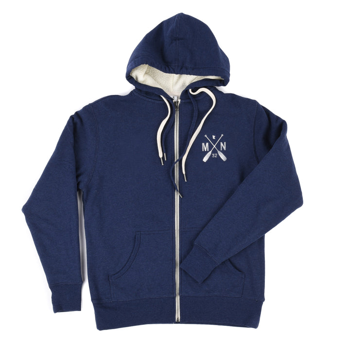 Columbus Zip Up - FINAL SALE