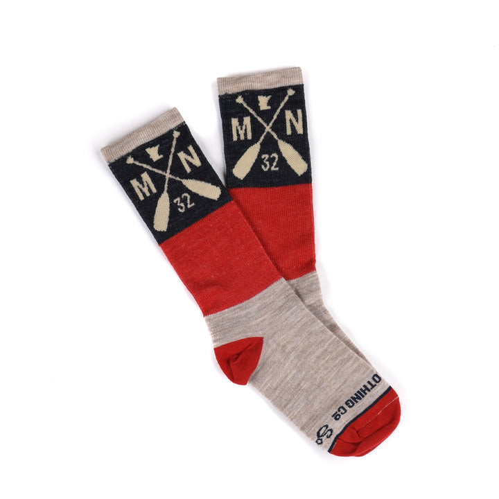 Hackensack Wool Sock